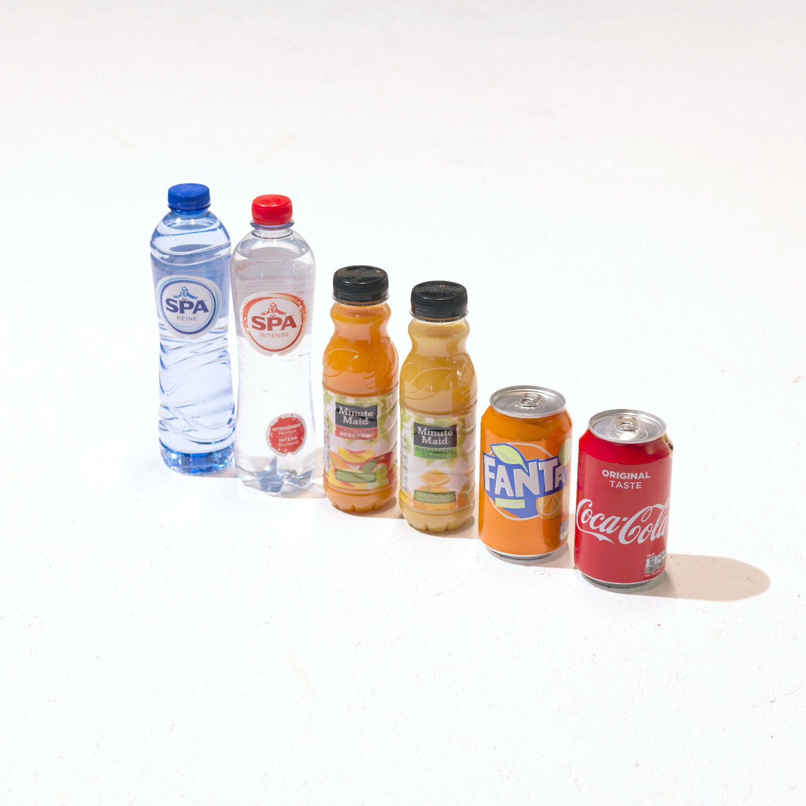 Water & Soda Classic drinks available to rent / verhuur / location at 50.8 Studio • Belgïe, Belgique, Belgium, Catering, Huur, Location, Louer, Only in, Photo, Rent, Studio, Verhuur, Video