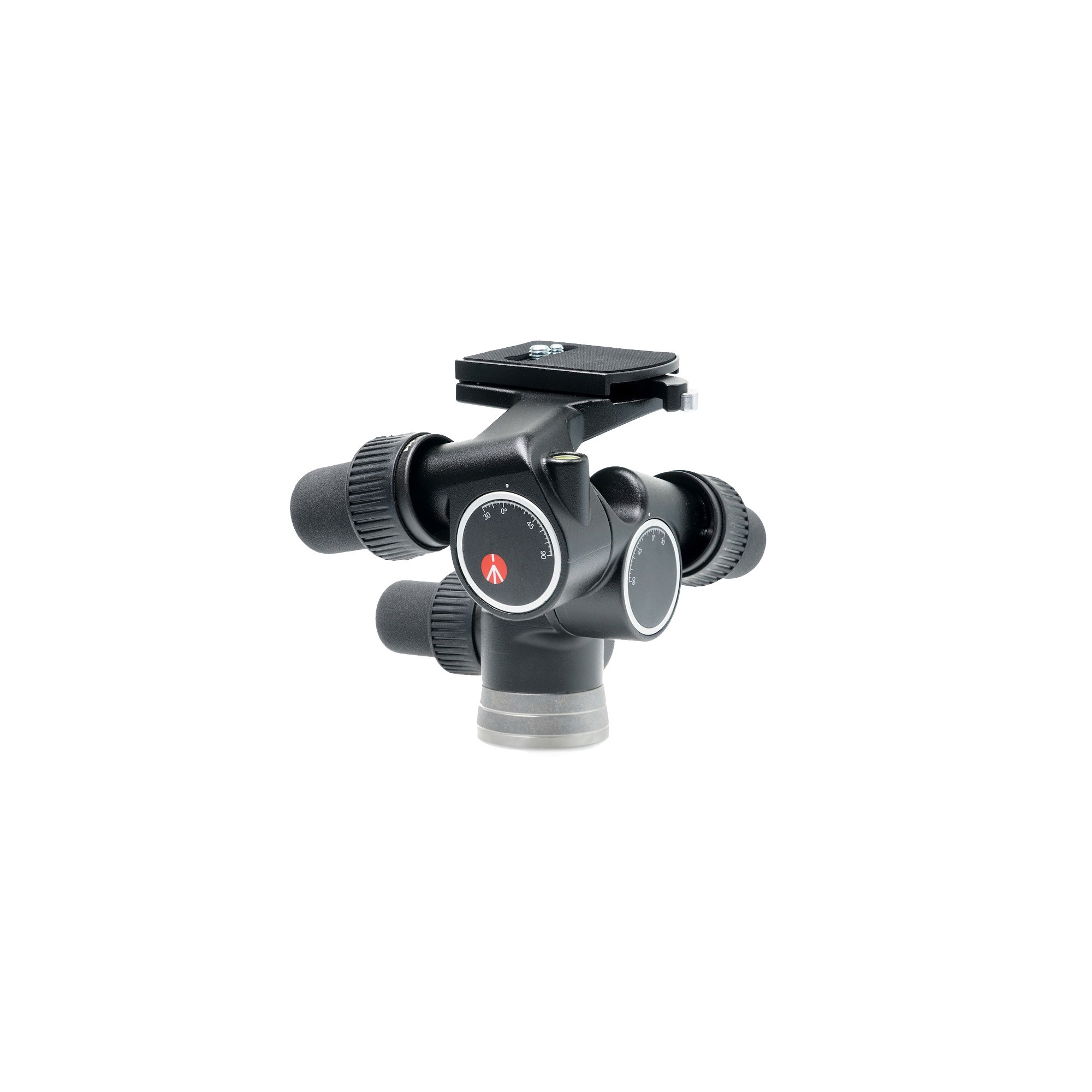 Manfrotto Geared Tripod head 405 available to rent / verhuur / location at 50.8 Studio • Belgïe, Belgique, Belgium, Grip, Huur, Location, Louer, Manfrotto, Photo, Rent, Rental, Stand, Studio, Verhuur, Video