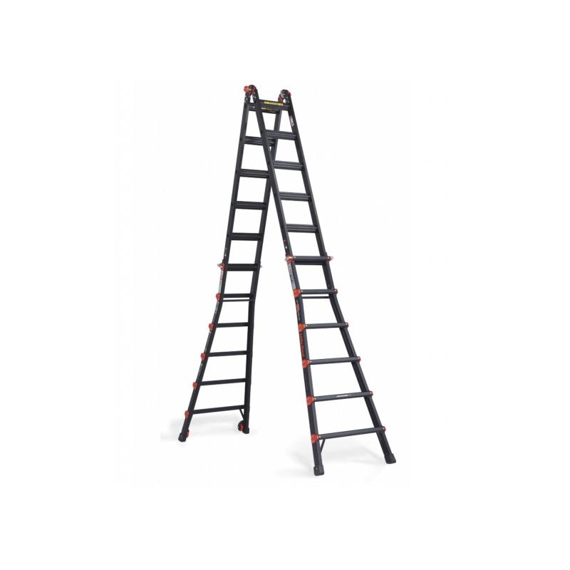 Altrex Black Folding ladder available to rent / verhuur / location at 50.8 Studio • Belgïe, Belgique, Belgium, Grip, Huur, Location, Louer, Manfrotto, Photo, Rent, Rental, Stand, Studio, Verhuur, Video
