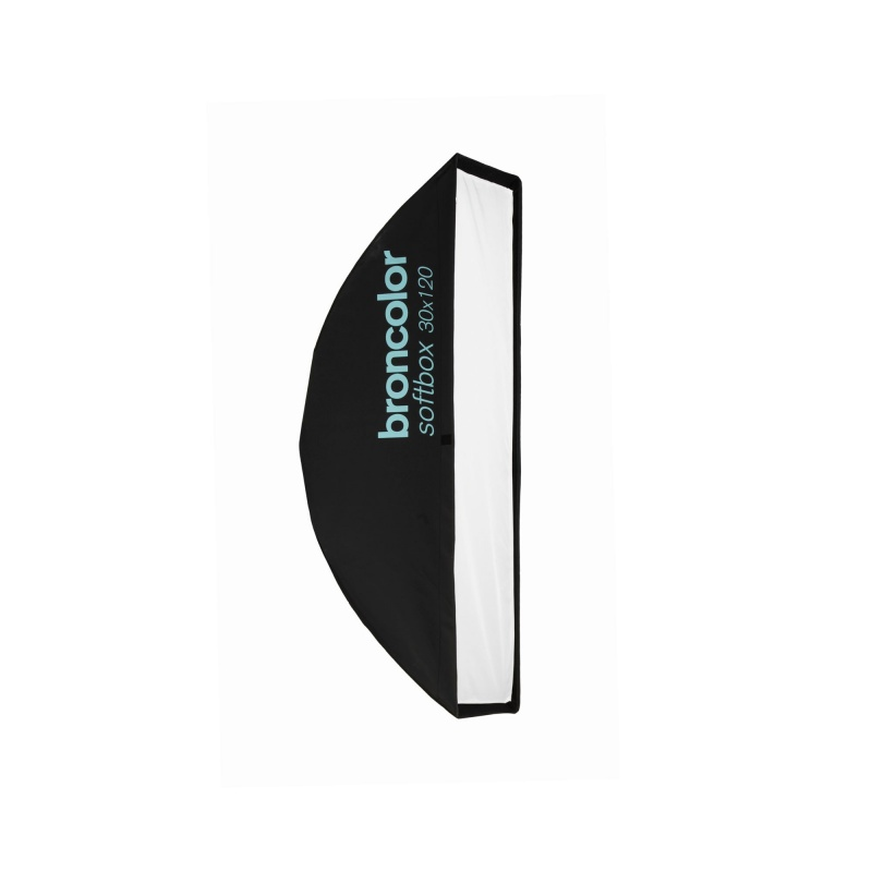 Broncolor Softbox 30x120 available to rent / verhuur / location at 50.8 Studio • Belgïe, Belgique, Belgium, Broncolor, Huur, Location, Louer, Photo, Rent, Rental, Softbox, Strobe, Studio, Verhuur, Video