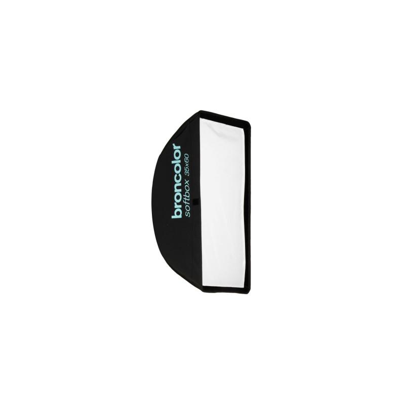 Broncolor Softbox 35x60 available to rent / verhuur / location at 50.8 Studio • Belgïe, Belgique, Belgium, Broncolor, Huur, Location, Louer, Photo, Rent, Rental, Softbox, Strobe, Studio, Verhuur, Video
