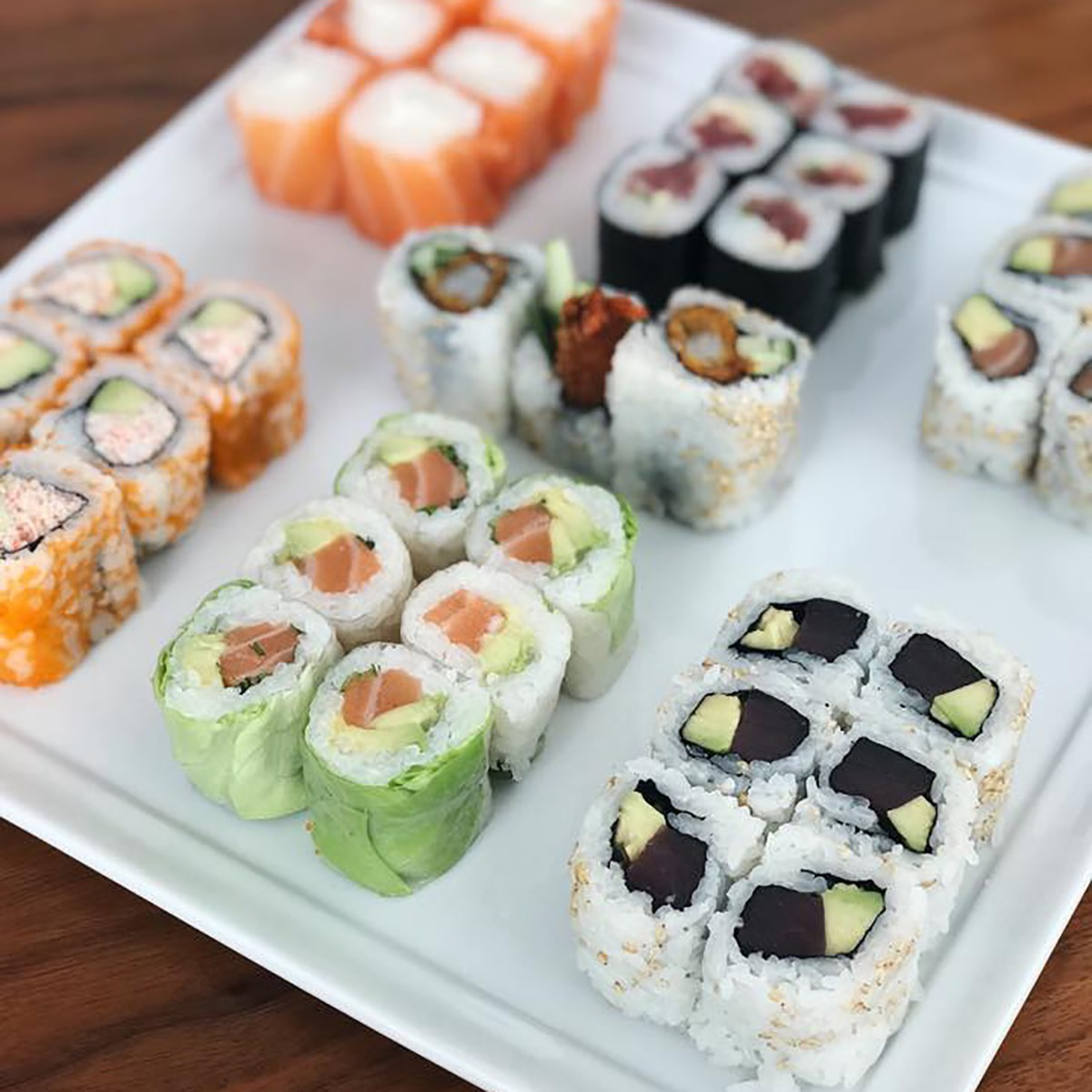 Sushi & Maki Sushi Oui available to rent / verhuur / location at 50.8 Studio • Belgïe, Belgique, Belgium, Catering, Huur, Location, Louer, Only in, Photo, Rent, Studio, Verhuur, Video