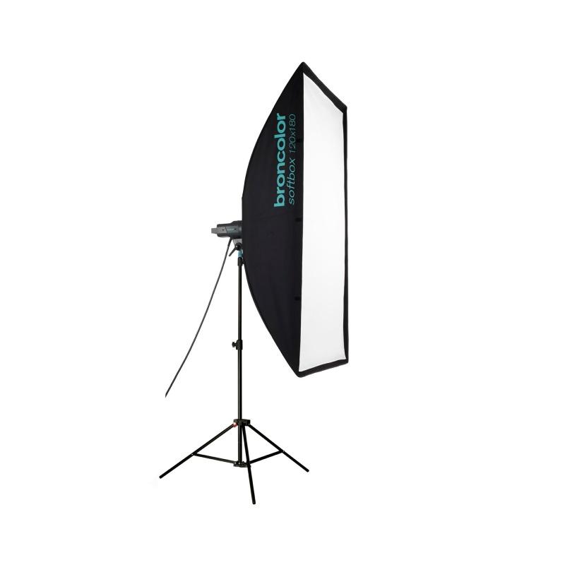 Broncolor Softbox 120x180 available to rent / verhuur / location at 50.8 Studio • Belgïe, Belgique, Belgium, Broncolor, Huur, Location, Louer, Photo, Rent, Rental, Softbox, Strobe, Studio, Verhuur, Video