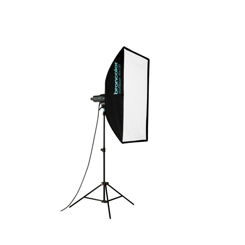 Broncolor Softbox 90x120 available to rent / verhuur / location at 50.8 Studio • Belgïe, Belgique, Belgium, Broncolor, Huur, Location, Louer, Photo, Rent, Rental, Softbox, Strobe, Studio, Verhuur, Video