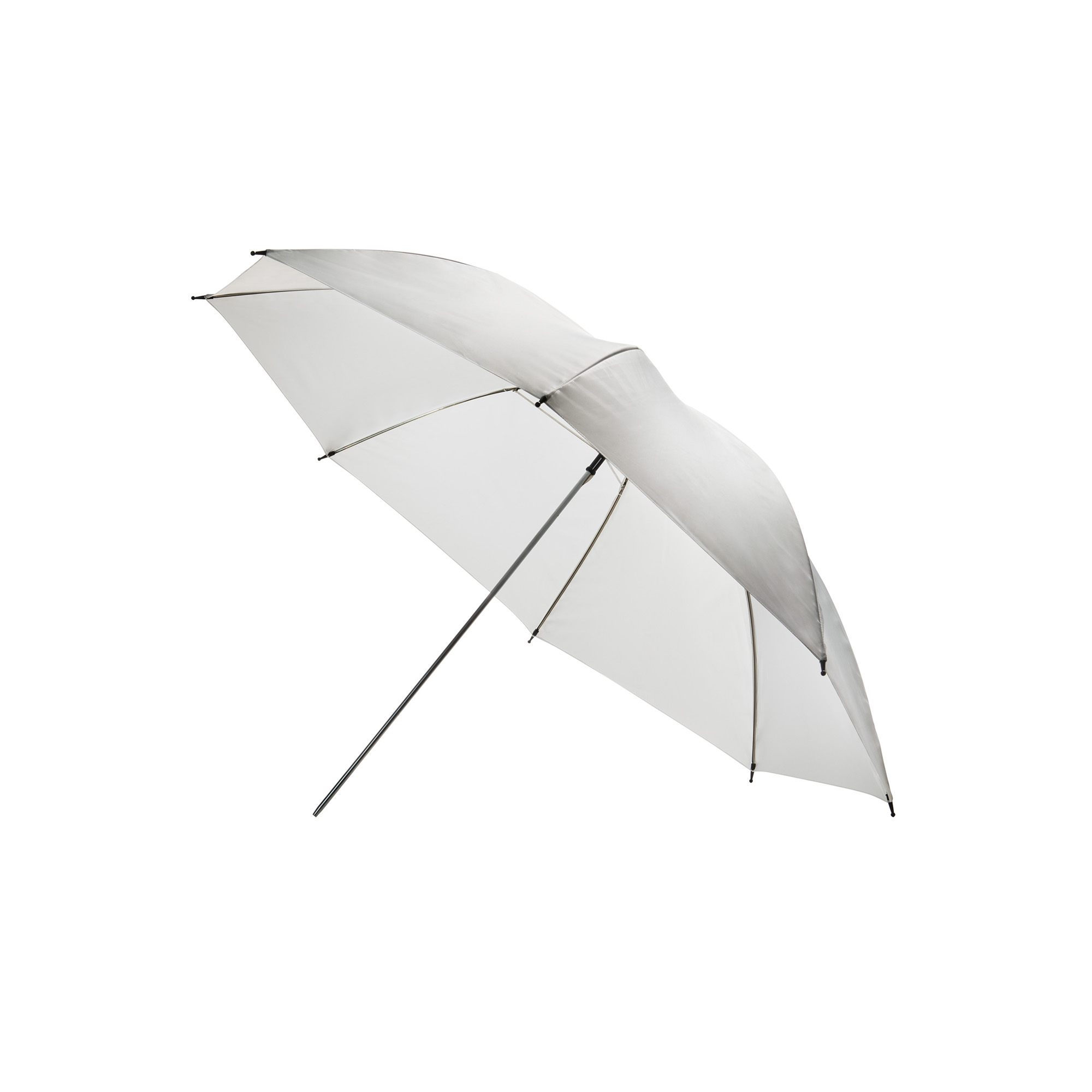 Broncolor Umbrella transparent 105 cm available to rent / verhuur / location at 50.8 Studio • Belgïe, Belgique, Belgium, Broncolor, Huur, Location, Louer, Photo, Rent, Rental, Softbox, Strobe, Studio, Verhuur, Video