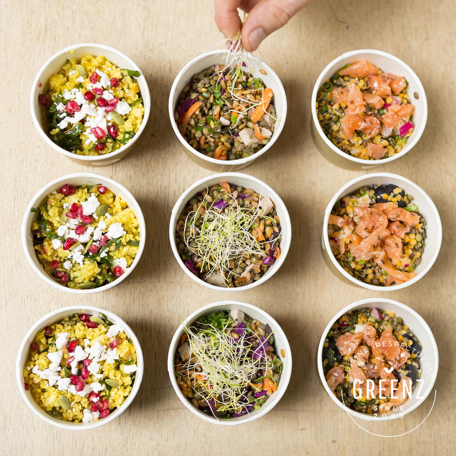 Organic wrap & salad  available to rent / verhuur / location at 50.8 Studio • Belgïe, Belgique, Belgium, Hasselblad, Huur, Location, Louer, Photo, Rent, Rental, Strobe, Studio, Verhuur, Video
